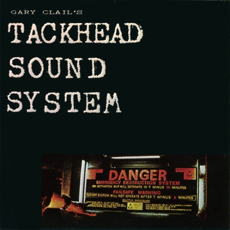 CD - Tackhead Sound System Tackhead Tape Time