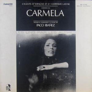 LP - Carmela Chants D'Espagne Et D'Am