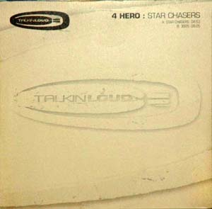 12inch - 4 Hero Star Chasers / 3005