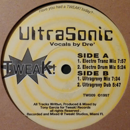 12inch - Ultrasonic Flyaway
