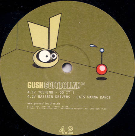 12inch - Yoshino / Bassbin Drivers Gush Collective 4