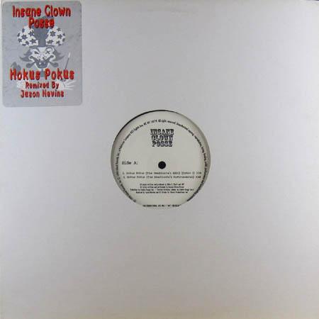 12inch - Insane Clown Posse Hokus Pokus Remixed By Jason Nevins