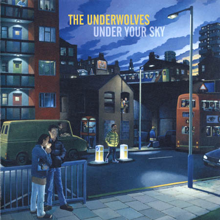 2LP - Underwolves, The Under Your Sky