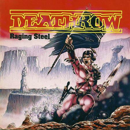 LP - Deathrow Raging Steel