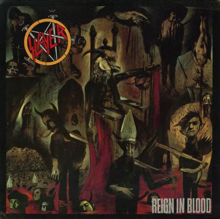 LP - Slayer Reign In Blood