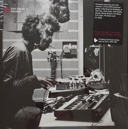 LP - Knowsum Hi-Hat Club Vol. 7: Hyasynthus