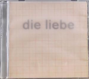 CD - Ostinato Die Liebe - Alle Remixe