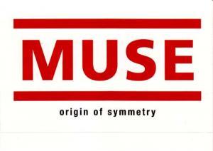 Memorabilia - Muse Sticker
