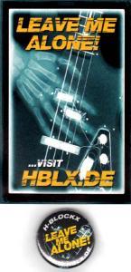 Memorabilia - H-Blockx Badge