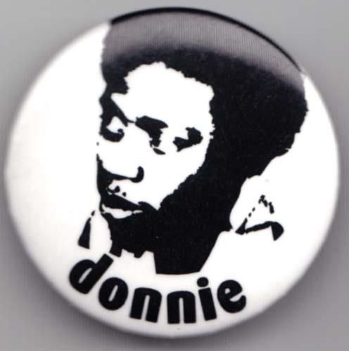 Memorabilia - Donnie Badge
