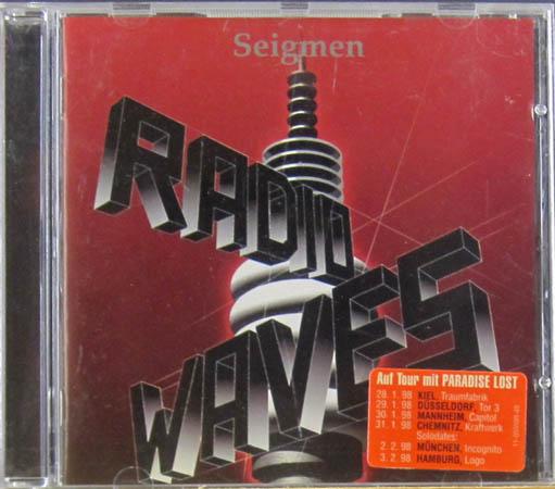 CD - Seigmen Radiowaves
