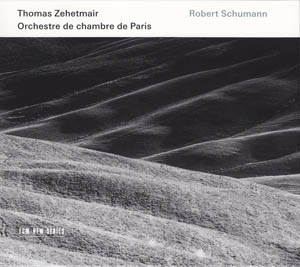 CD - Zehetmair, Thomas - Orchestre De Chambre De Paris Robert Schumann