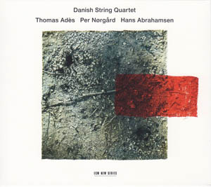CD - Danish String Quartet - Thomas Ad