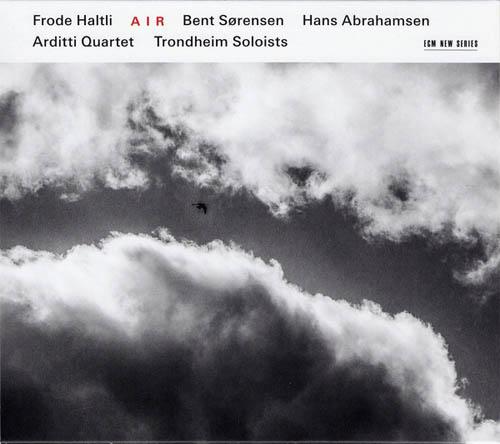 CD - Frode Haltli - Bent Sorensen / Hans Abrahamsen Air