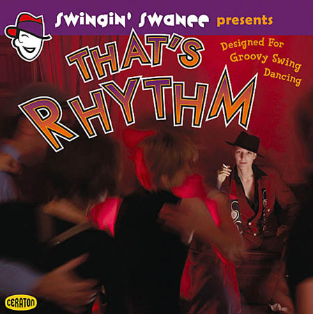 CD - Various Artists Swingin' Swanee Present That's Rhythm