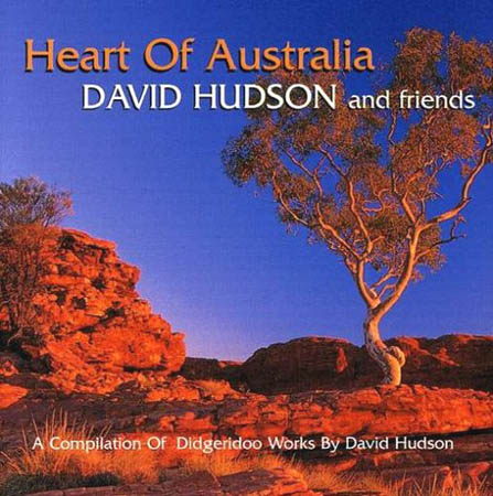 CD - Hudson, David Heart Of Australia