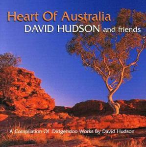 CD - Hudson, David Heart Of Australia