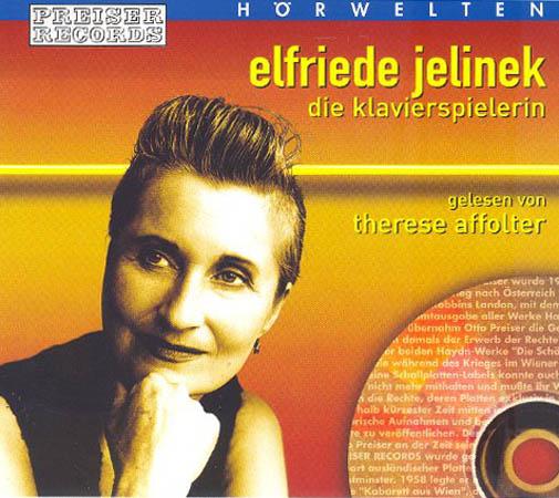 3CD - Jelinek, Elfriede Die Klavierspielerin