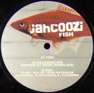 12inch - Jahcoozi Fish