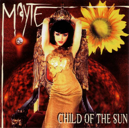 CD - Mayte Child Of The Sun