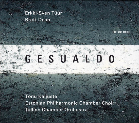 CD - Tallinn Chamber Orchestra & Erkki-Sven T