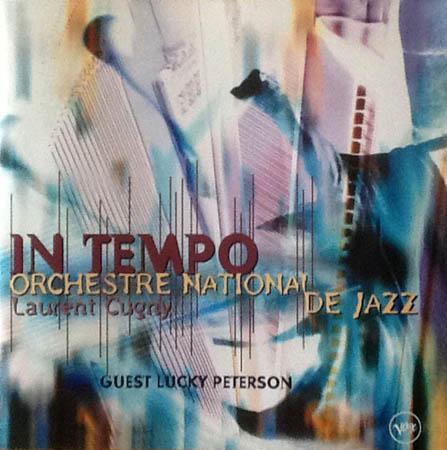CD - Orchestre National De Jazz Laurent Cugny In Tempo