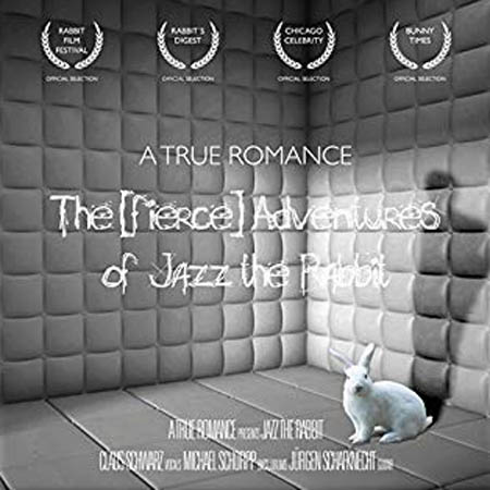 CD - A True Romance The Fierce Adventures Of Jazz The Rabbit