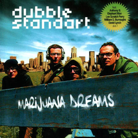 CD - Dubblestandart Marijuana Dreams
