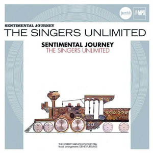 CD - Singers Unlimited, The Sentimental Journey