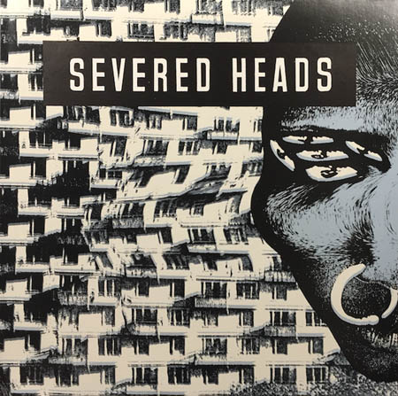 LP - Severed Heads Stretcher