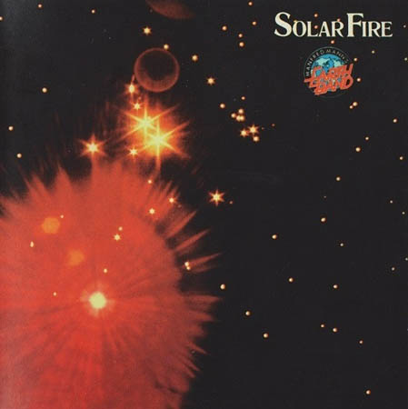CD - Manfred Mann's Earth Band Solar Fire