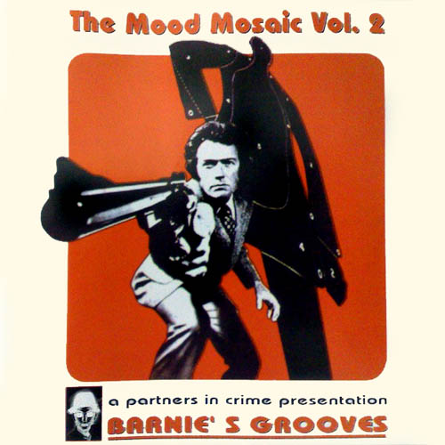 CD - Various Artists The Mood Mosaic Vol. 2 - Barnie's Grooves