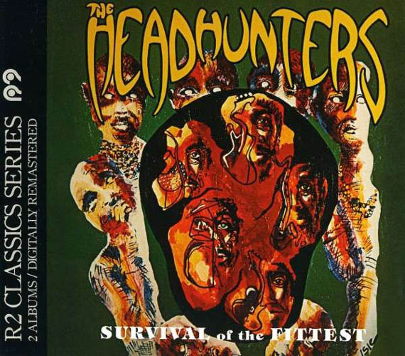CD - Headhunters Survival Of The Fittest / Straight From The Gate