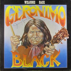 LP - Geronimo Black Welcome Back