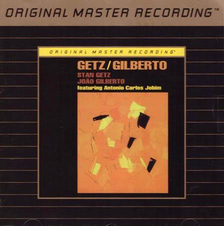 CD - Getz, Stan / Joao Gilberto Getz / Gilberto