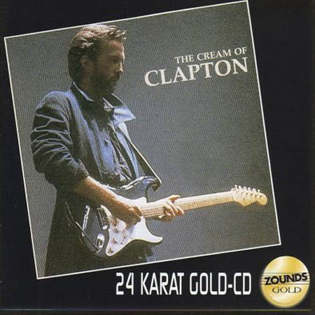 CD - Clapton, Eric The Cream Of Clapton