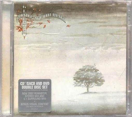 CD - Genesis Wind & Wuthering