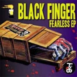 12inch - Blackfinger Fearless EP