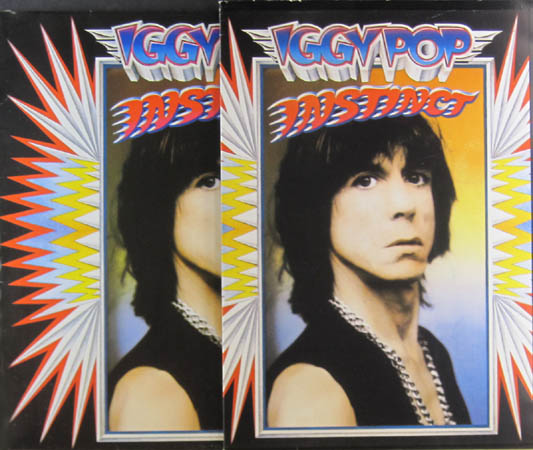 LP - Pop, Iggy Instinct