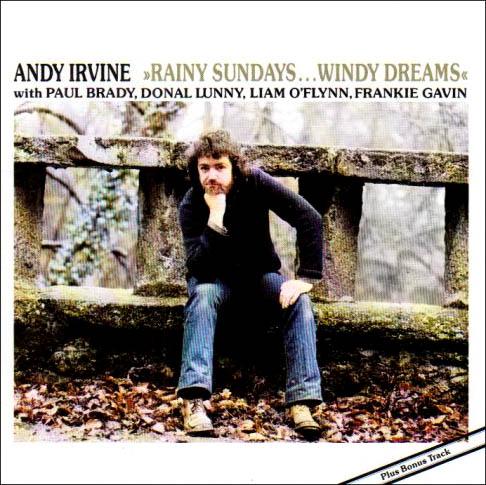 CD - Irvine, Andy Rainy Sundays ... Windy Dreams