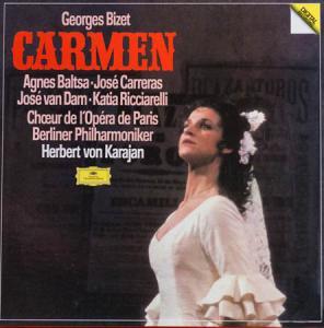 3LP - Bizet, Georges Carmen