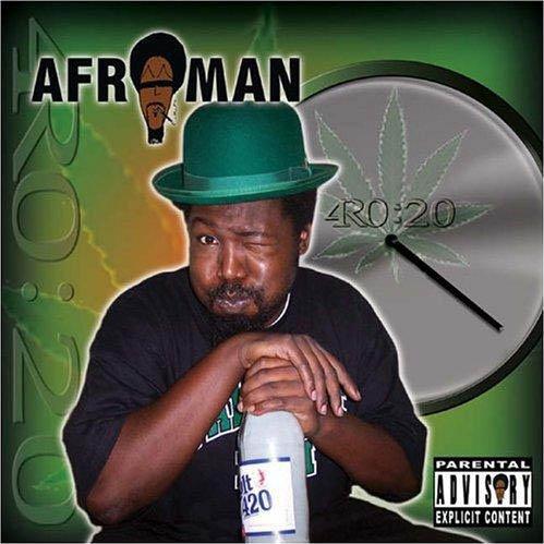 CD - Afroman 4ro:20