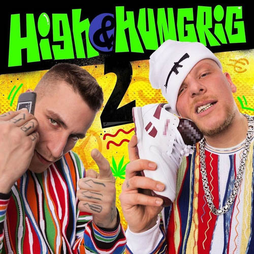 CD - Gzuz & Bonez MC High & Hungrig 2