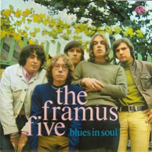 LP - Framus Five Blues In Soul