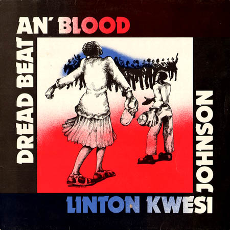 LP - Johnson, Linton Kwesi Dread Beat An' Blood