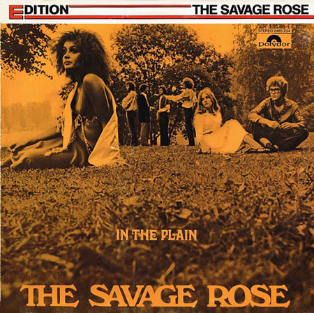 LP - Savage Rose In The Plain