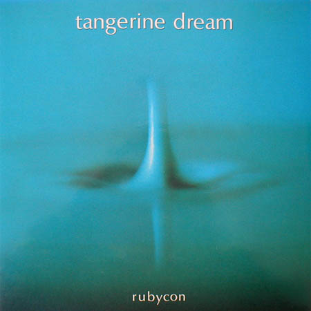 LP - Tangerine Dream Rubycon