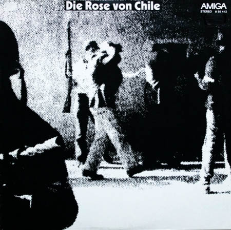 LP - Various Artists Die Rose Von Chile