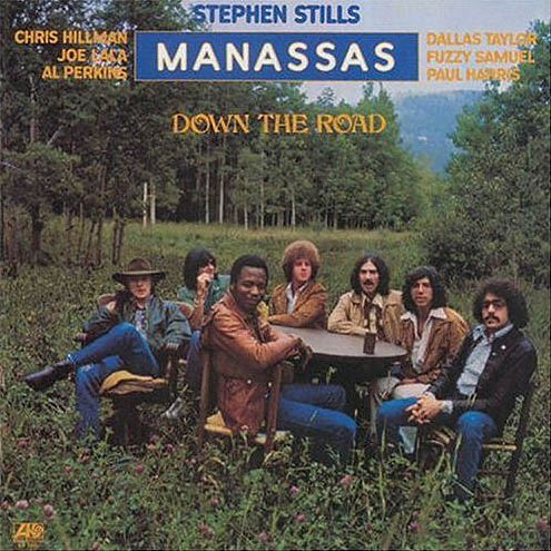 CD - Stills, Stephen Manassas Down The Road