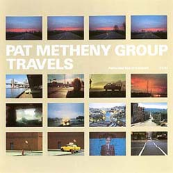 2LP - Pat Metheny Group Travels